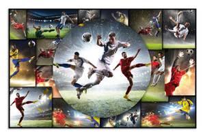 Bilde av Skriveunderlag i kartong, 550 x 350 mm, Fotball