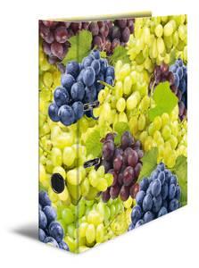 Bilde av HERMA ringperm i kartong, Fruit Cocktail Druer